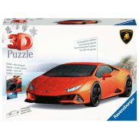 Ravensburger - Puzzle 3D Lamborghini Huracan Evo 108 elem. 112388
