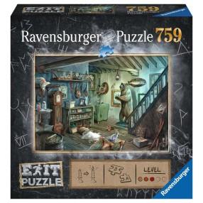Ravensburger - Puzzle Exit Piwnica grozy 759 elem. 150298