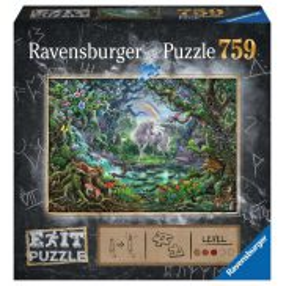 Ravensburger - Puzzle Exit Jednorożec 759 elem. 150304