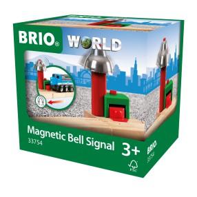 Brio Kolejka - Wieża sygnalizacyjna dzwonek 33754