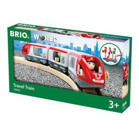 Brio Kolejka - Pociąg osobowy 33505