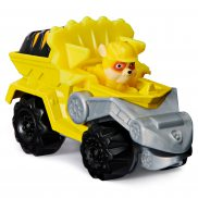 Psi Patrol Dino Rescue - Pojazd metalowy Rubble True Metal 20125371