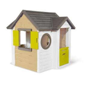 Smoby - Domek ogrodowy MY NEW HOUSE 810406