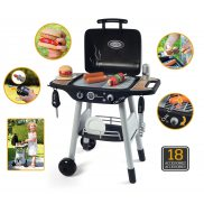 Smoby - Grill Barbecue z akcesoriami 312001