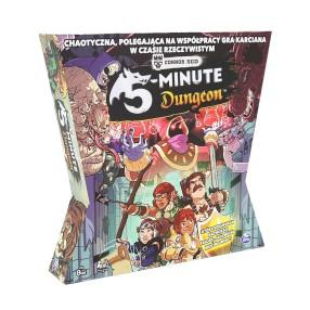 Spin Master - Gra 5Minute Dungeon wer. PL 6060705