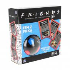 Spin Master - Gra Friends Przyjaciele Ten z piłką wer. PL 6060607