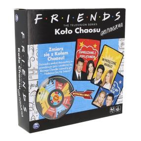 Spin Master - Gra Friends Przyjaciele Koło Chaosu wer. PL 6060710