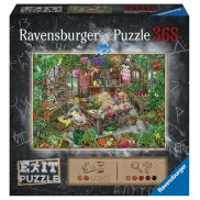 Ravensburger - Puzzle Exit Szklarnia 368 elem. 164837