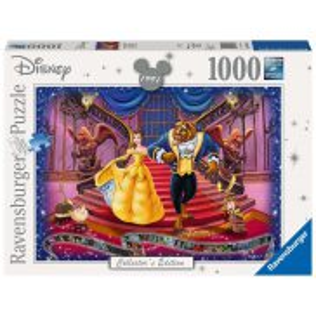Ravensburger - Puzzle Walt Disney Piękna i Bestia 1000 elem. 197460