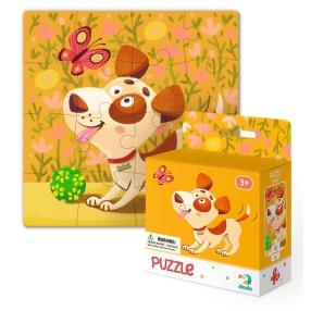 Dodo - Puzzle Piesek 16 el. 300111