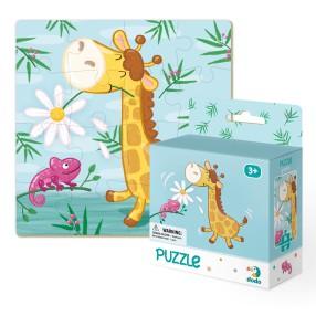 Dodo - Puzzle Żyrafa 16 el. 300163