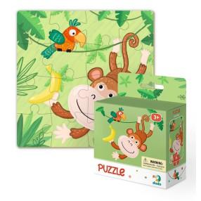 Dodo - Puzzle Małpka 16 el. 300164