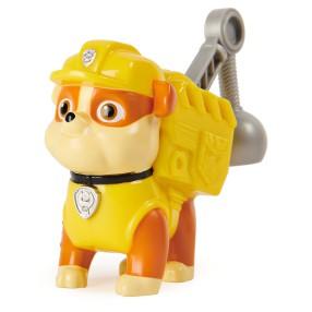 Psi Patrol - Figurka akcji Rubble z dźwiękiem 20126395