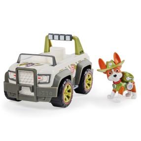 Psi Patrol - Pojazd Jeep z figurką Tracker 20124642