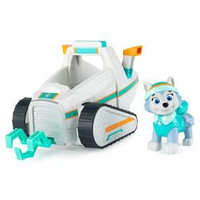 Psi Patrol - Pojazd Skuter śnieżny z figurką Everest 20121010
