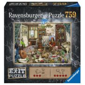 Ravensburger - Puzzle Exit Studio artysty 759 elem. 167821