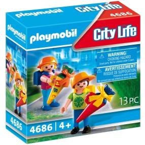 Playmobil - Pierwszoklasiści 4686