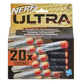 Hasbro Nerf Ultra - Strzałki 20-Pak E6600