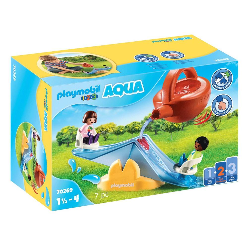 Playmobil - Huśtawka wodna z konewką 70269