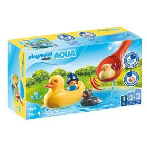 Playmobil - Rodzina kaczuszek 70271