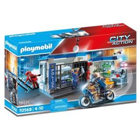 Playmobil - Policja Ucieczka z więzienia 70568