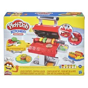 Play-Doh - Ciastolina Wielkie grilowanie F0652
