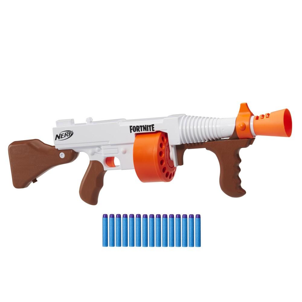 Hasbro Nerf - Wyrzutnia Fortnite DG + 15 strzałek E7521