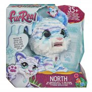 Hasbro FurReal Friends - Interaktywny Tygrysek szablozębny North E9587