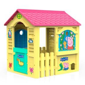 Chicos - Domek ogrodowy Świnka Peppa 89503