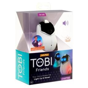Little Tikes - Tobi Friends robot Booper Chatter interaktywny przyjaciel 656675