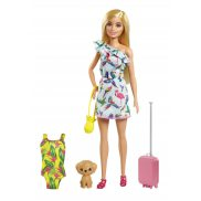 Barbie Chelsea The Lost Birthday - Wakacyjna lalka Barbie GRT87
