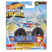 Hot Wheels Monster Trucks - Metalowy pojazd Race Ace GTH79