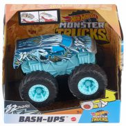 Hot Wheels Monster Truck Bash Ups - Pojazd z kraksą 32 Degrees GKD33