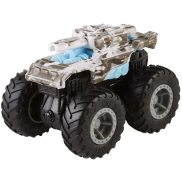 Hot Wheels Monster Trucks Bash Ups - Pojazd z kraksą Invader GDR86