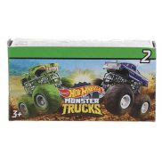 Hot Wheels Monster Trucks - Metalowy pojazd niespodzianka Seria 2 GPB72 02