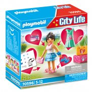 Playmobil - Fashion Girl 70596
