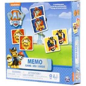 Spin Master - Gra pamięciowa Memo Memory Psi Patrol 6033326