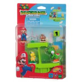 Super Mario - Gra utrzymaj równowagę Poziom Ziemia 7358