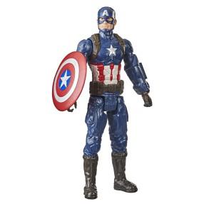 Hasbro Marvel Avengers - Figurka Tytan 30 cm Kapitan Ameryka F1342