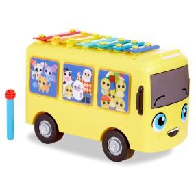Little Tikes - Little Baby Bum Muzyczny autobus 3w1 Cymbałki wer. PL/ENG 653766