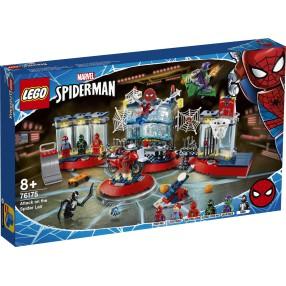 LEGO Super Heroes - Atak na kryjówkę Spider-Mana 76175