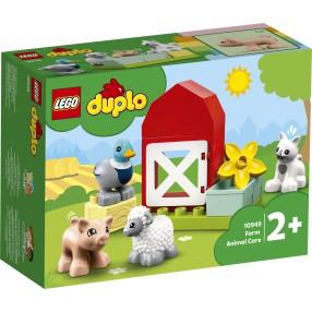 LEGO DUPLO - Zwierzęta gospodarskie 10949