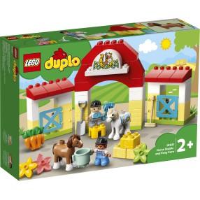 LEGO DUPLO - Stadnina i kucyki 10951