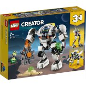 LEGO Creator - Kosmiczny robot górniczy 31115
