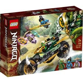 LEGO Ninjago - Dżunglowy chopper Lloyda 71745