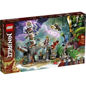 LEGO Ninjago - Wioska strażników 71747
