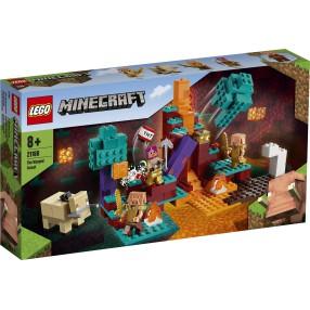 LEGO Minecraft - Spaczony las 21168