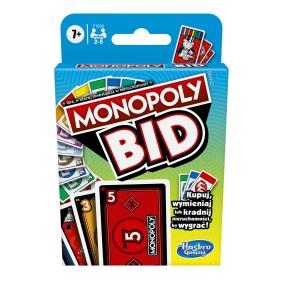 Hasbro - Gra Monopoly Bid Wersja Polska F1699