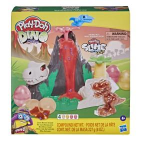 Play-Doh Slime - HydroGlitz Wyspa Dinozaurów F1500