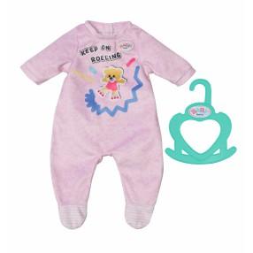 BABY born - Ubranko Śpioszek Pajacyk dla lalki 36 cm Różowy 830574